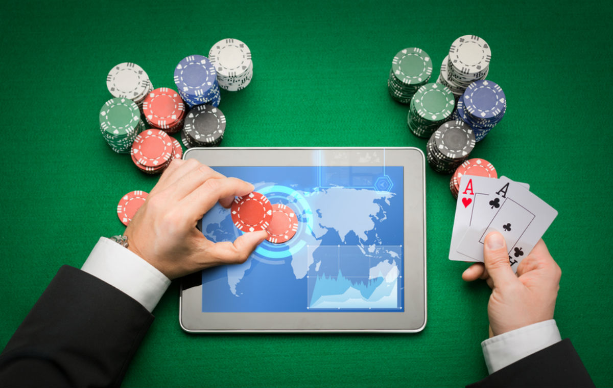 Nothing can be better than poker online