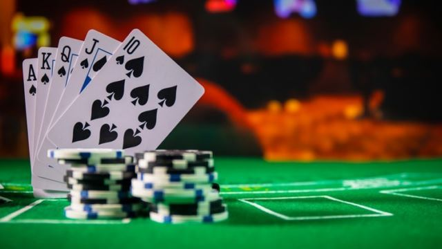 modern gambling facilities