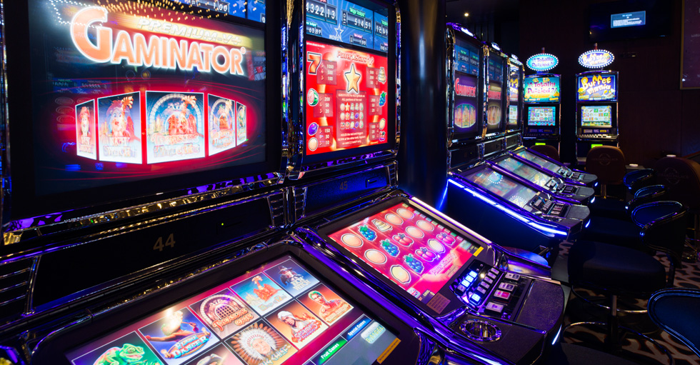 Shine in the slot gambling sector